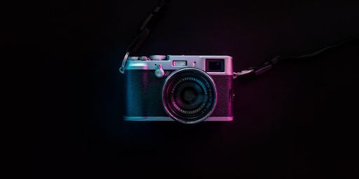 Photography Workshop with Simon Palmour(FREE Bring your own camera/Phone)