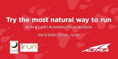 Altra Experience - Running-Yoga Session - Irun Firenze