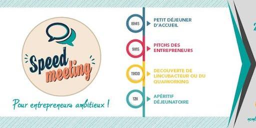 Speed-meeting - St Etienne de Montluc
