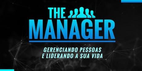 THE MANAGER - Gerenciando pessoas e Liderando a sua vida ingressos