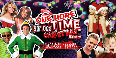 One More Time - Xmas 90's & 00's Party tickets