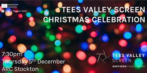 Tees Valley Screen Christmas Celebration