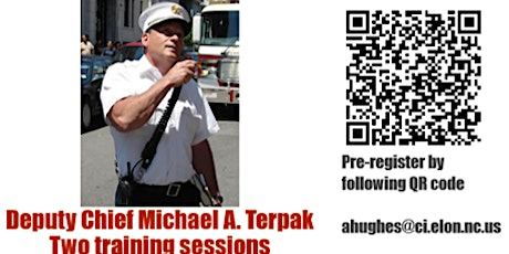 Fire Command and Tactics Seminar - Deputy Chief Mike Terpak  tickets