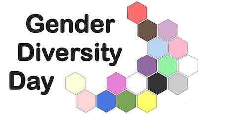 Gender Diversity Day tickets