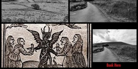 THE PENDLE WITCHES INTERACTIVE GHOST WALKS 22/11/2019 tickets