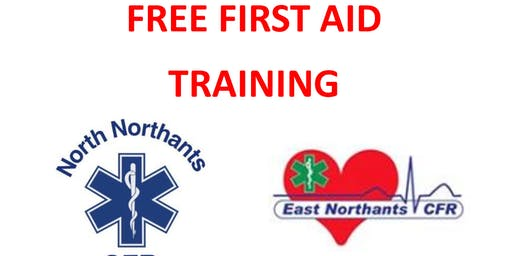 Free CPR & AED Training evening
