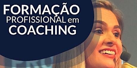 Formação Profissional em Coaching ingressos
