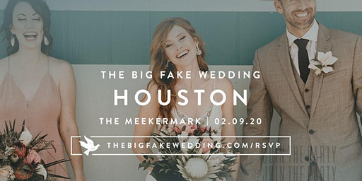 The Big Fake Wedding Houston | Powered by Macy's