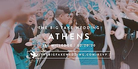 The Big Fake Wedding Athens tickets