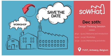 SO WHAT Design Thinking Session tickets
