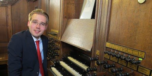 Adriaan Hoek – Franse orgelmuziek