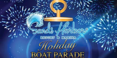 Sands Harbor Pompano Beach Holiday Boat Parade 2019 tickets
