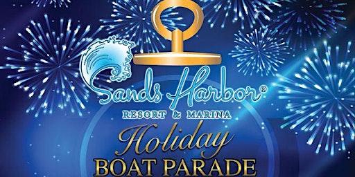 Sands Harbor Pompano Beach Holiday Boat Parade 2019