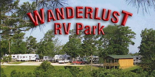 CAMP MOIX - WANDERLUST RV RESORT, EUREKA, SPRINGS - AUGUST 2020