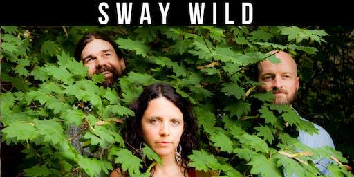 Sway Wild - Teatro Municipal de Caminha