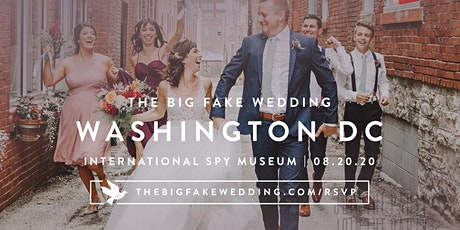 The Big Fake Wedding Washington D.C. tickets