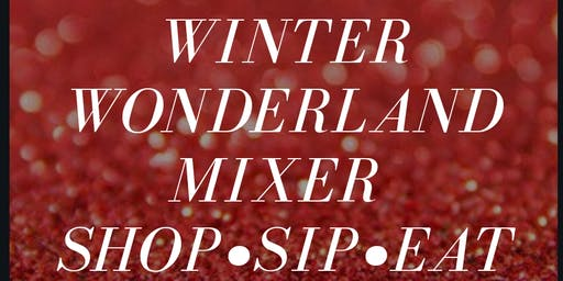 Winter Wonderland Mixer