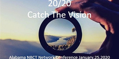2020 Alabama NBCT Network Conference tickets
