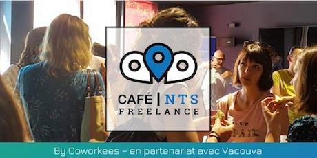 Café Freelance Nantes #3 billets