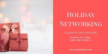 Holiday Networking tickets