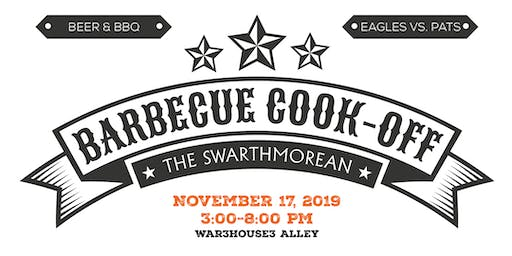 The Swarthmorean Amateur Barbecue Cook-Off
