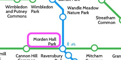 Morden Hall Park: #LdnGreenGround Challenge