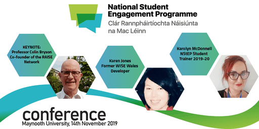 NStEP Conference: The Future of Student Engagement in Ireland