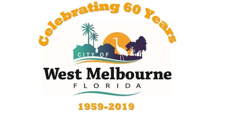 City of West Melbourne 60th Anniversary dinner tickets