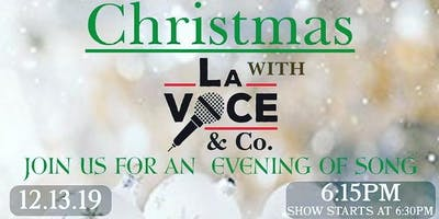 Christmas With La Voce & Co.