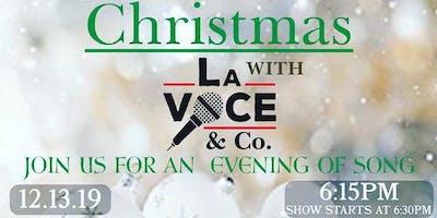 Christmas With La Voce & Co.