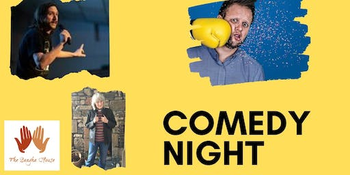 Comedy Night at The Sangha House