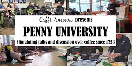 Penny University: Philosophy Discussion tickets