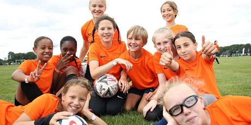FREE football for Girls aged 3 to 6 years, Chingford/Walthamstow E4