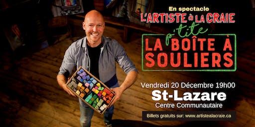 Conte de Noël LA p'tite BOÎTE À SOULIERS