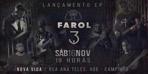 Lançamento EP Farol