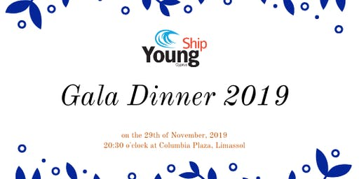 YoungShip Cyprus Gala Dinner 2019