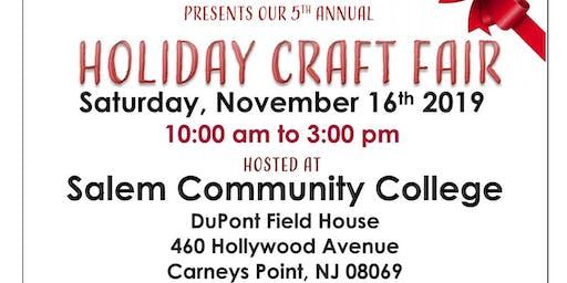 5th Annual Holiday Craft Fair