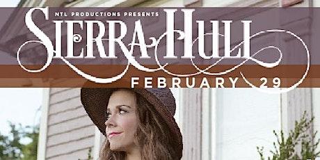 Sierra Hull tickets