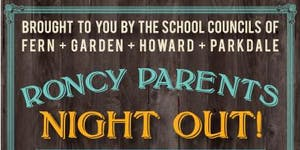 Roncy Parent's Night Out - Pub Night
