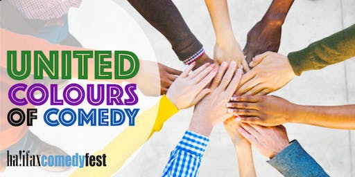 Halifax ComedyFest's United Colours of Comedy