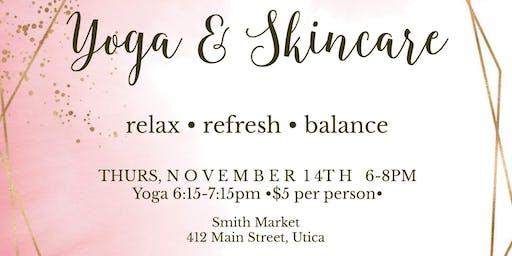 Yoga & Skincare