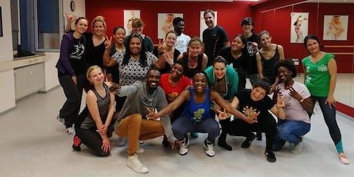 La Kossa® Afro Dance 2 Stunden-Workshop Regensburg