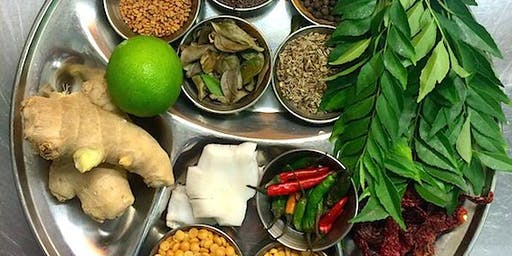 South Indian Cookery - 8 February 2020