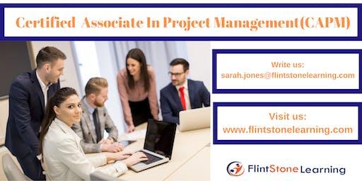 CAPM (Certified Associate in Project Management) Certification Training in Little Rock, AR