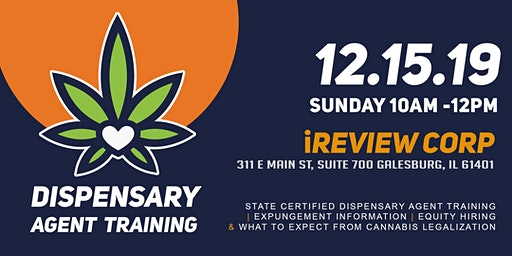 Illinois Approved Dispensary Agent Training