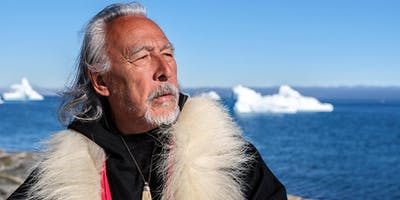 22-23 Nov: Angaangaq in Belgium - Melting the Ice in the Heart of Man