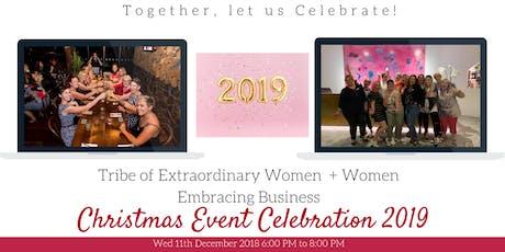 Christmas 2019 Celebration tickets