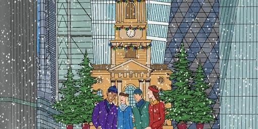 Christmas Carols with the Godwine Choir