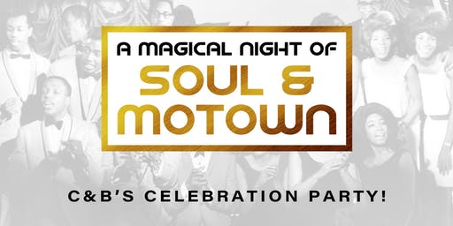£1 tickets for Chicken & Blues Celebration Party.. A Magical Night of Soul & Motown!