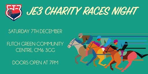 Races Evening - JE3 Foundation